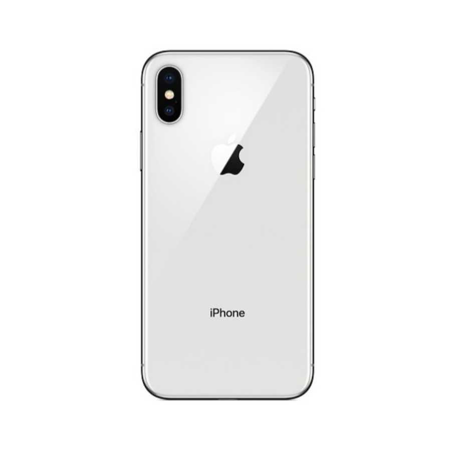 iPhone X - 64GB SILVER ricondizionato usato IPXSILVER64B