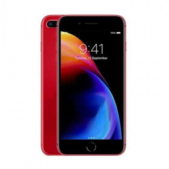 iPhone 8 Plus - 64GB RED® ricondizionato usato IP8PLUSRED64A+