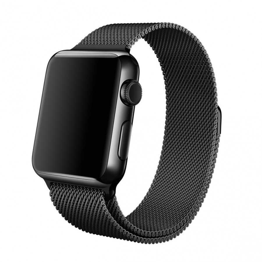 38mm - Apple Watch Acciao (2015) - Grado AB ricondizionato usato
