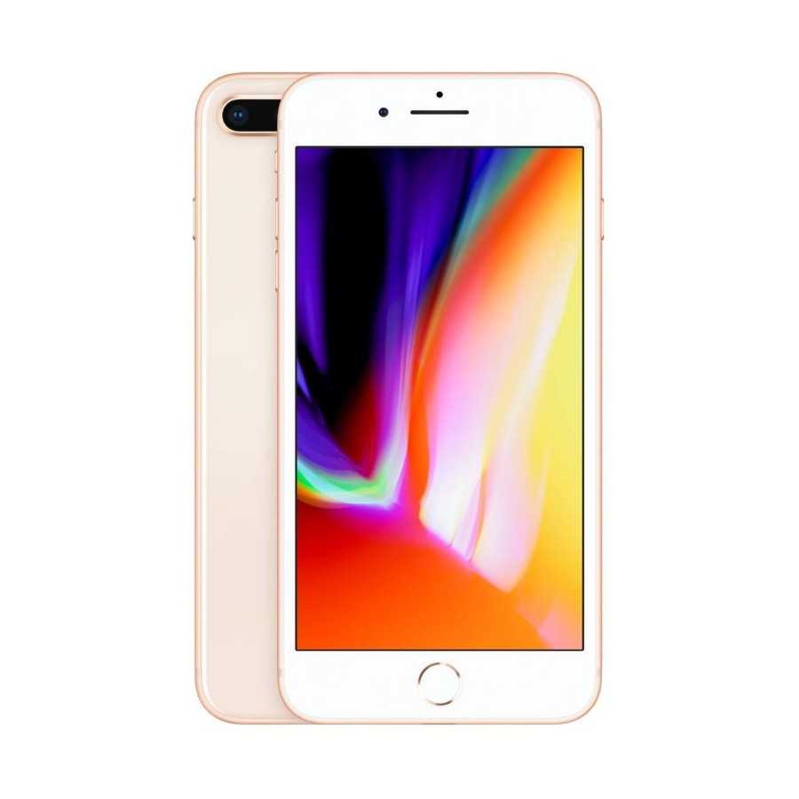 iPhone 8 Plus - 64GB GOLD ricondizionato usato IP8PLUSGOLD64C