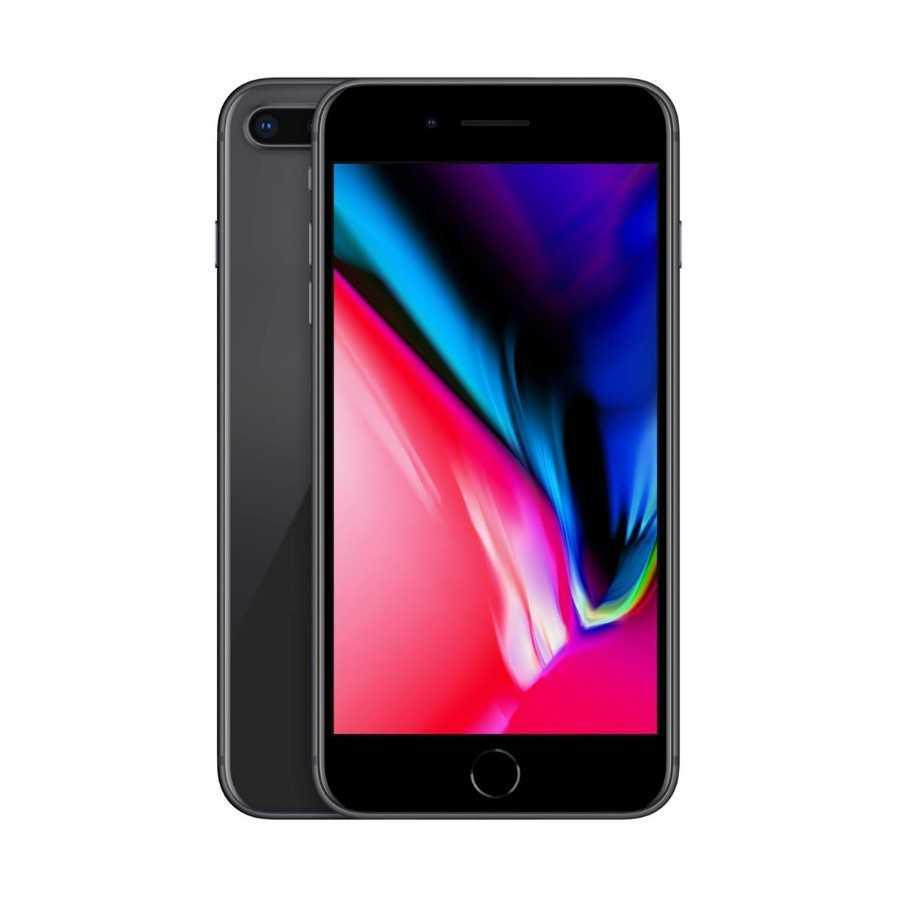 iPhone 8 Plus - 256GB SPACE GRAY ricondizionato usato IP8PLUSNERO256B