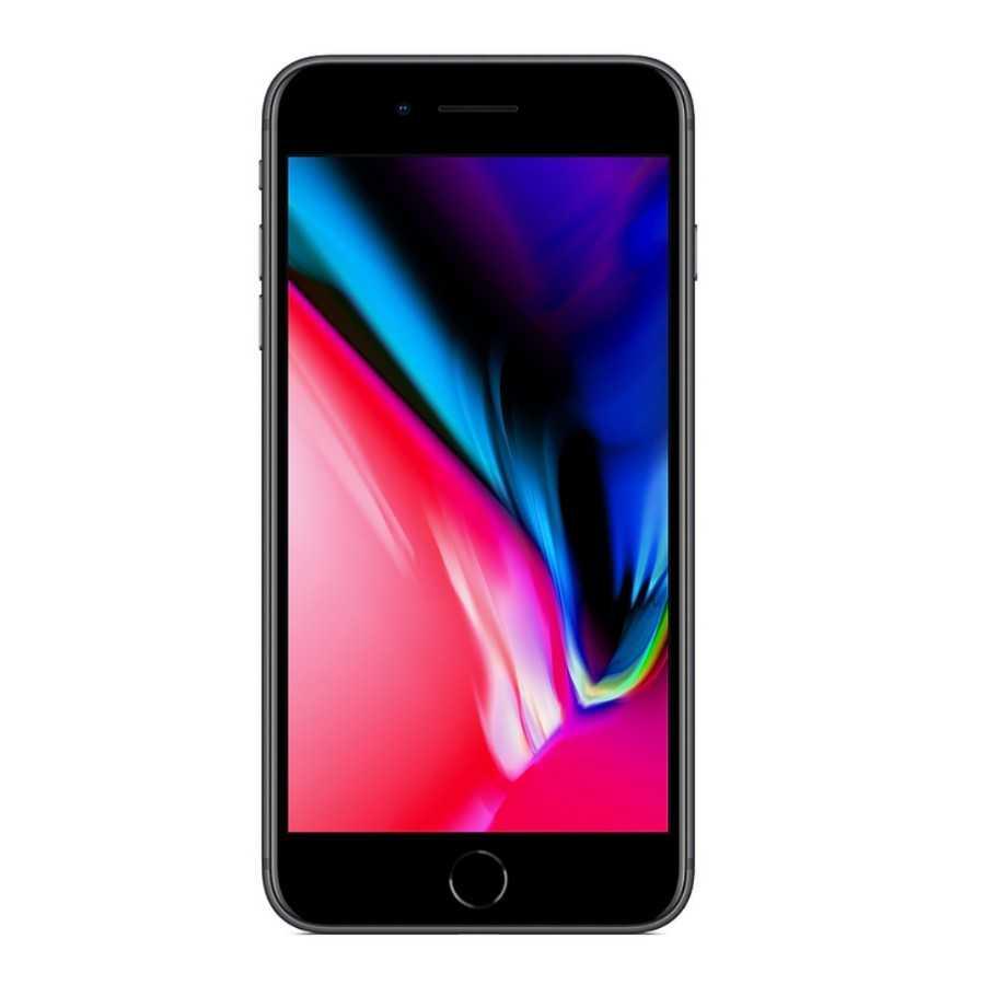 iPhone 8 Plus - 64GB SPACE GRAY ricondizionato usato IP8PLUSSPACEGREY64A+
