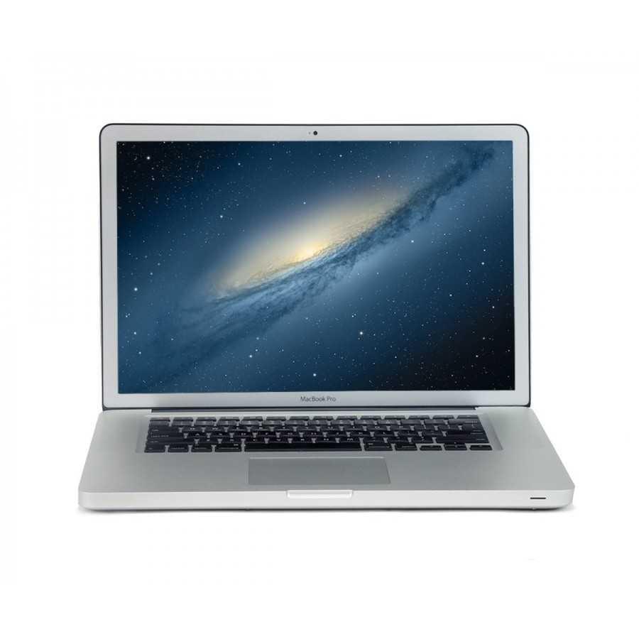 """MacBook PRO 15.6"""" 2,66GHz i7 8GBram 500GB HDD - metà 2010 ricondizionato usato"""