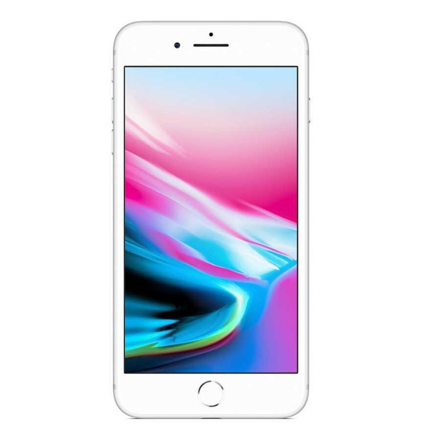 iPhone 8 Plus - 64GB SILVER ricondizionato usato IP8PLUSSILVER64AB