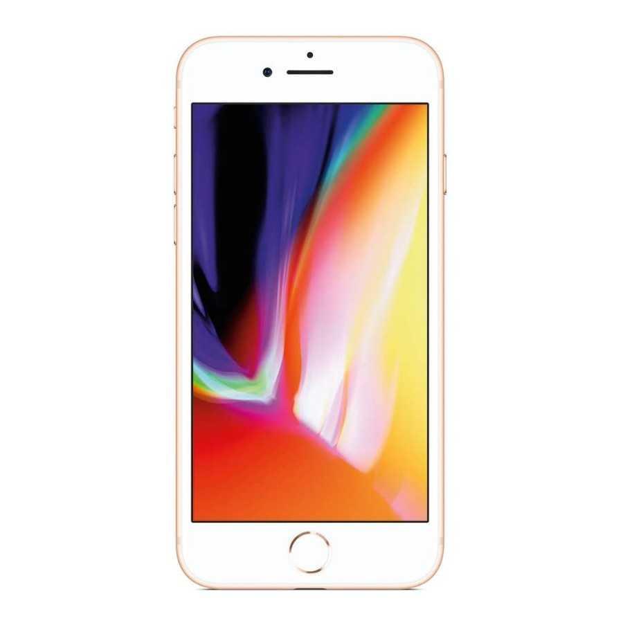 iPhone 8 - 256GB GOLD ricondizionato usato IP8GOLD256B