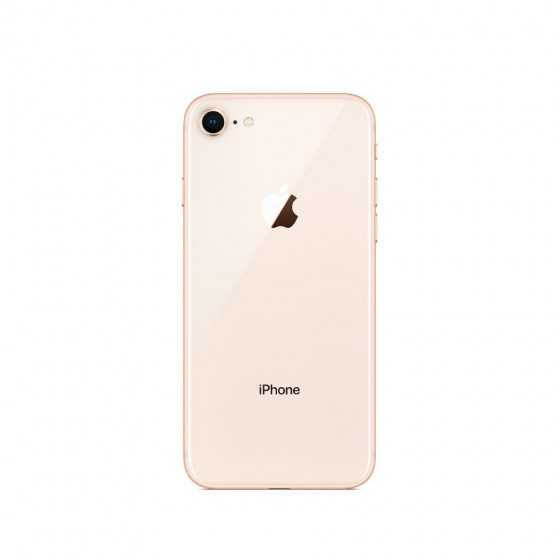iPhone 8 - 64GB GOLD ricondizionato usato IP8GOLD64B