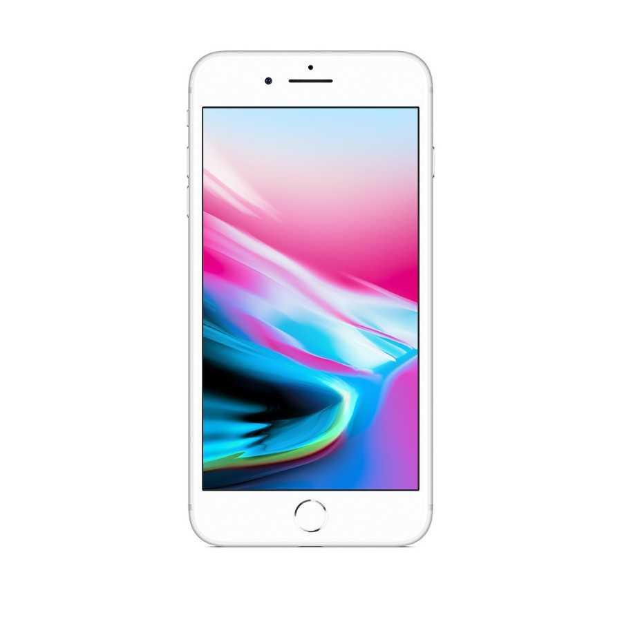 iPhone 8 - 64GB SILVER ricondizionato usato IP8SILVER64A+