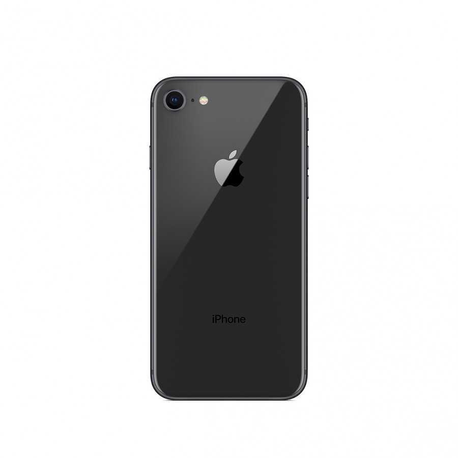 iPhone 8 - 64GB SPACE GRAY ricondizionato usato IP8SPACEGREY64B