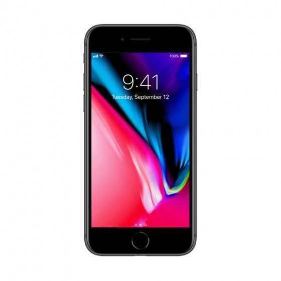 iPhone 8 - 64GB SPACE GRAY ricondizionato usato IP8SPACEGREY64A+