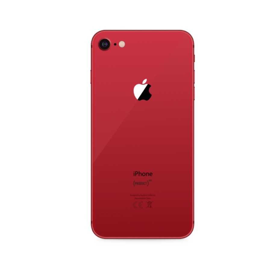 iPhone 8 - 64GB RED® ricondizionato usato IP8RED64A