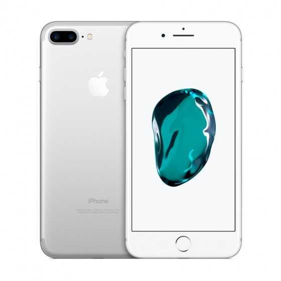 iPhone 7 Plus - 128GB SILVER ricondizionato usato IP7PLUSSILVER128C