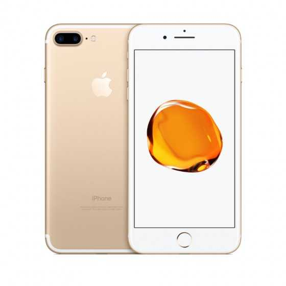 iPhone 7 Plus - 128GB GOLD