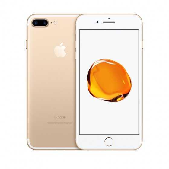 iPhone 7 Plus - 256GB GOLD ricondizionato usato IP7PLUSGOLD256AB