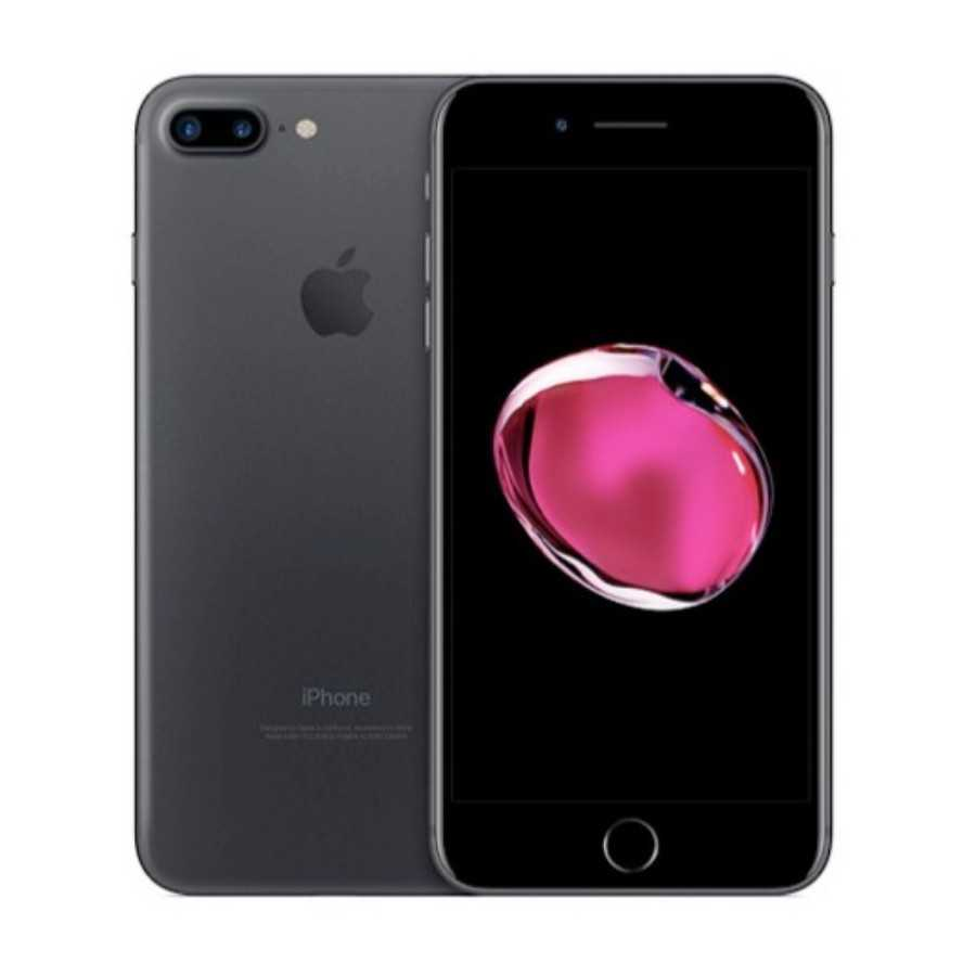 iPhone 7 Plus - 128GB NERO OPACO ricondizionato usato IP7PLUSNEROOPACO128B