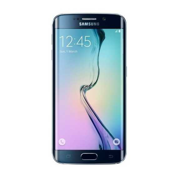 GRADO AB - GALAXY S6 EDGE 32gb BLU