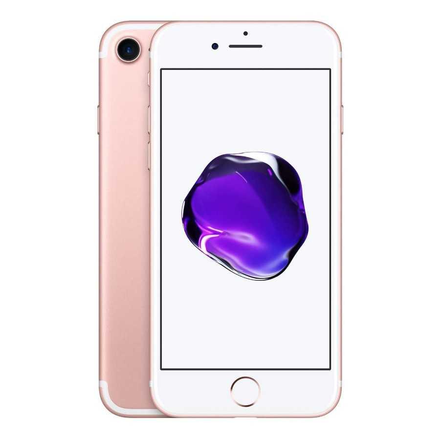 iPhone 7 - 128GB ROSE GOLD ricondizionato usato IP7ROSEGOLD128A+