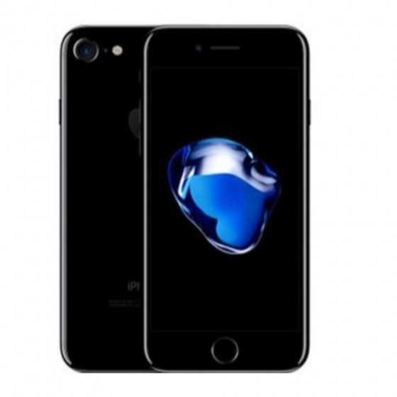 iPhone 7 - 128GB JET BLACK