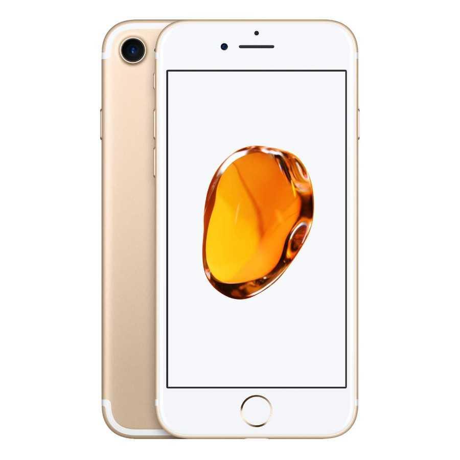 iPhone 7 -128GB GOLD ricondizionato usato IP7GOLD128A