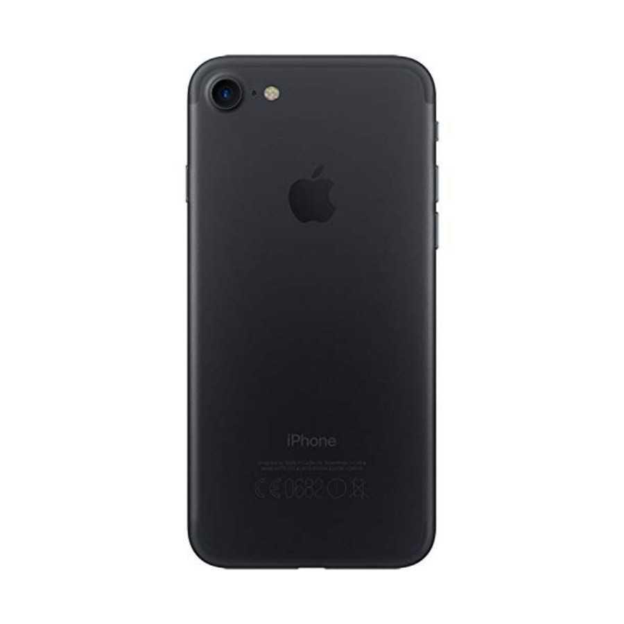 iPhone 7 - 128GB NERO OPACO ricondizionato usato IP7NEROOPACO128A+
