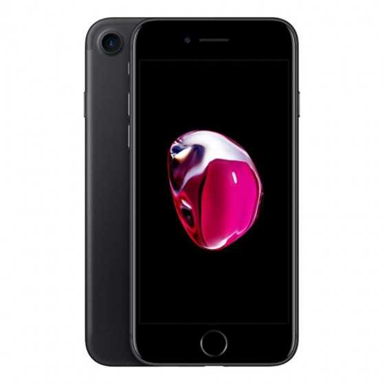 iPhone 7 - 32GB NERO OPACO ricondizionato usato IP7NEROOPACO32A