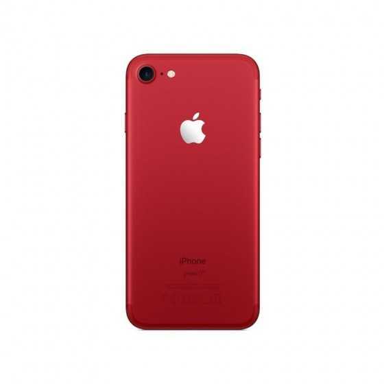 iPhone 7 - 128GB RED ricondizionato usato IP7RED128B