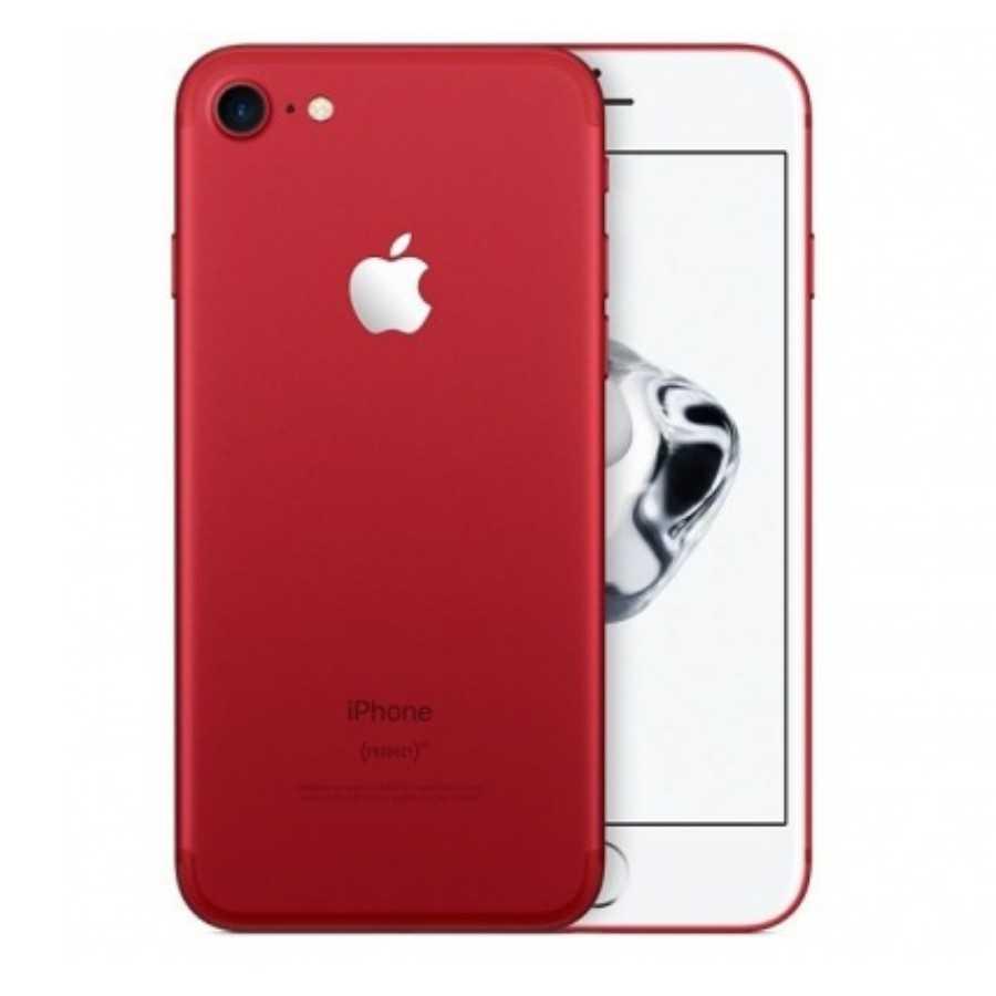 iPhone 7 - 128GB RED ricondizionato usato IP7RED128A+