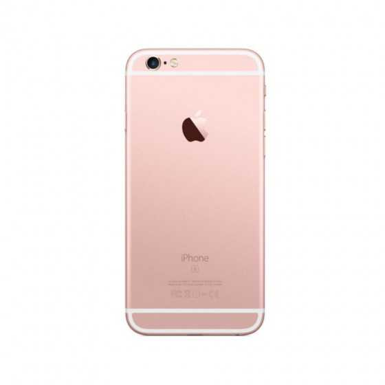 IPHONE 6S - 128GB ROSE GOLD