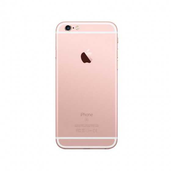 IPHONE 6S - 32GB ROSE GOLD ricondizionato usato IP6SROSEGOLD32B