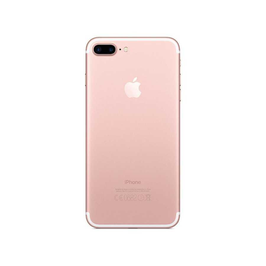iPhone 7 Plus - 128GB ROSE GOLD ricondizionato usato IP7PLUSROSEGOLD128C
