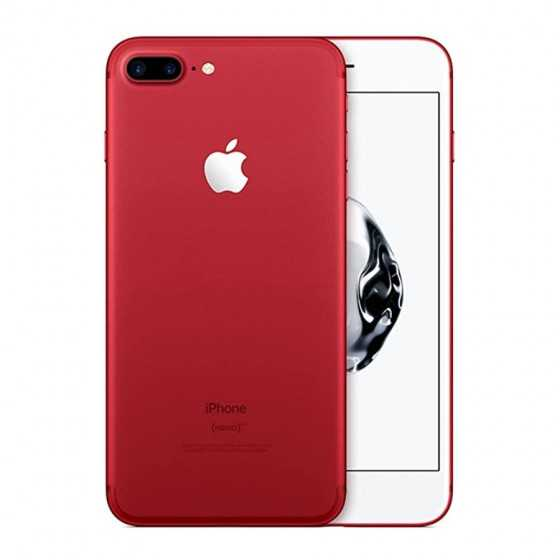iPhone 7 Plus - 128GB RED*