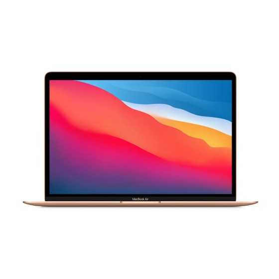 "MacBook Air 13.3"" Retina 1.6Ghz i5 8GB Ram 121GB Flash Gold - 2018"