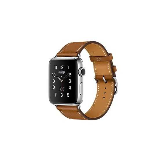 38mm - Apple Watch Acciaio e Zaffiro - Grado A