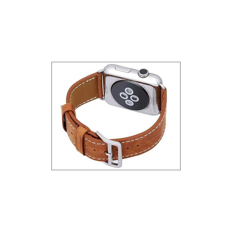 38mm - Apple Watch Acciaio e Zaffiro - Grado A ricondizionato usato