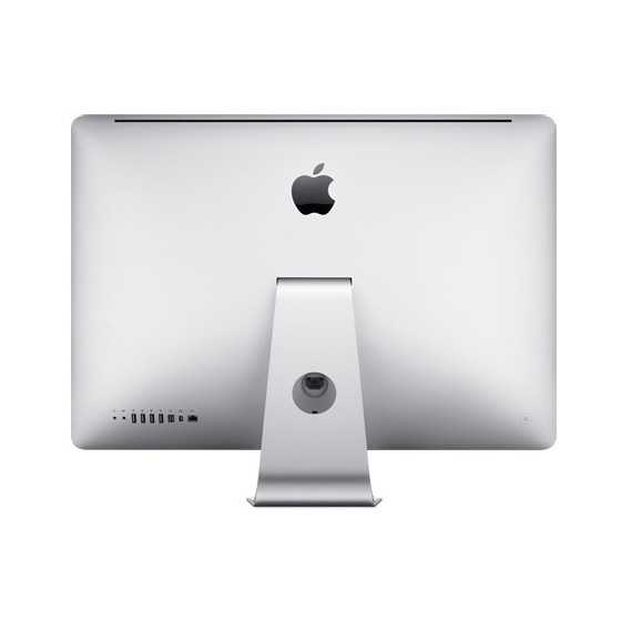 """iMac 21.5"""" 2.7GHz i5 8GB ram 1.12TB Fusion Drive - Metà 2013"""