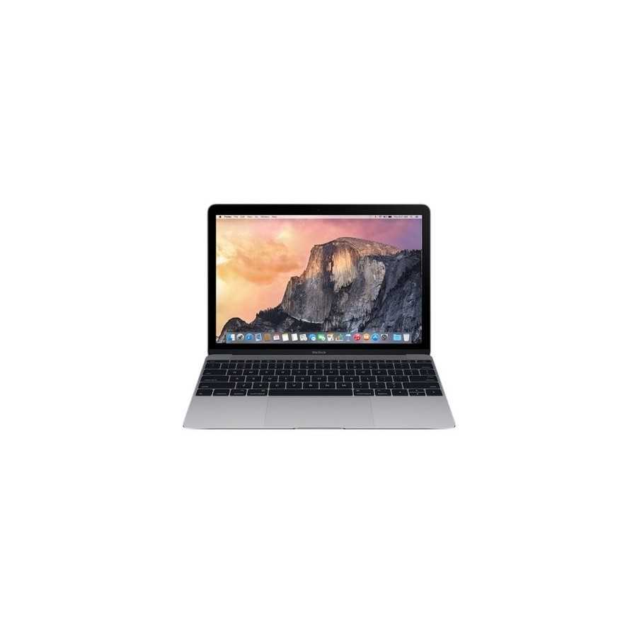 """MacBook 12"""" Retina 1,1GHz Intel Core M 8GB ram 256GB flash - Inizi 2015 ricondizionato usato MACBOOK12RETINA"""