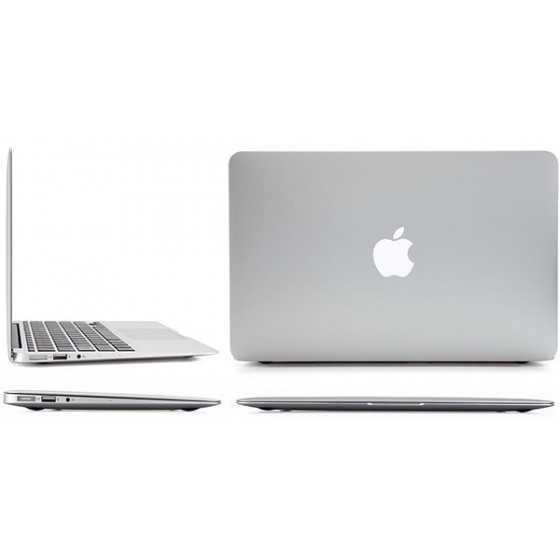 """MacBook Air 13"""" i5 1,8GHz 8GB ram 128GB Flash - Metà 2012 ricondizionato usato MACBOOKAIR13"""