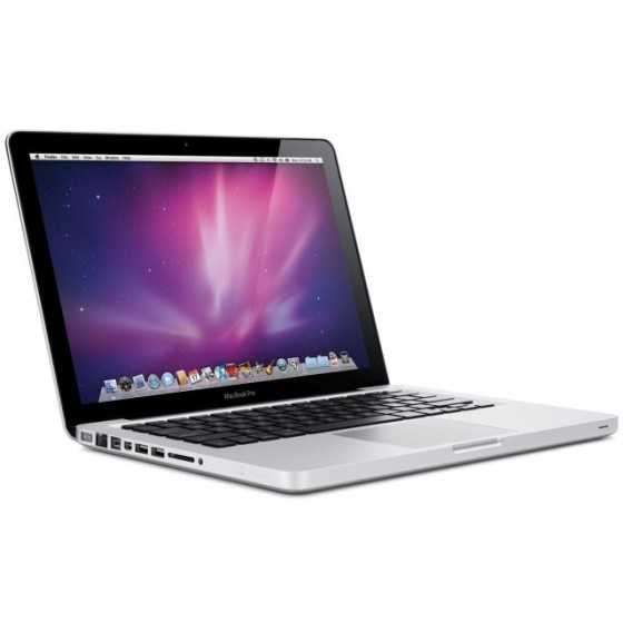 "MacBook PRO 13"" i7 2,7GHz 4GB ram 250GB SSD- inizi 2011"