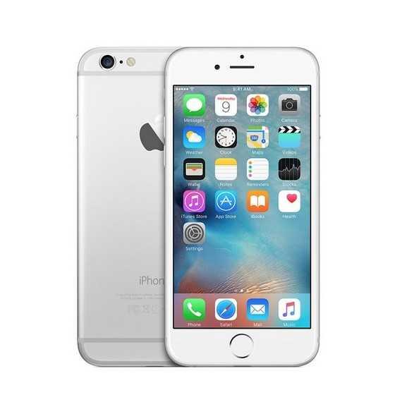 GRADO A 32GB BIANCO - iPhone 6 ricondizionato usato