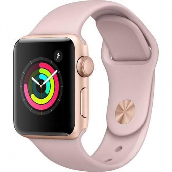 Apple Watch 3 - ROSE GOLD ricondizionato usato WATCHS3ROSEGOLD42GPSA