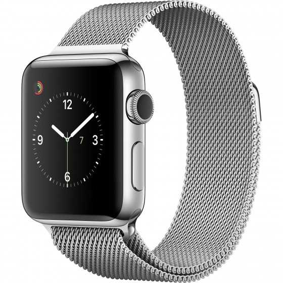42mm - Apple Watch Zaffiro (2015) - Grado AB