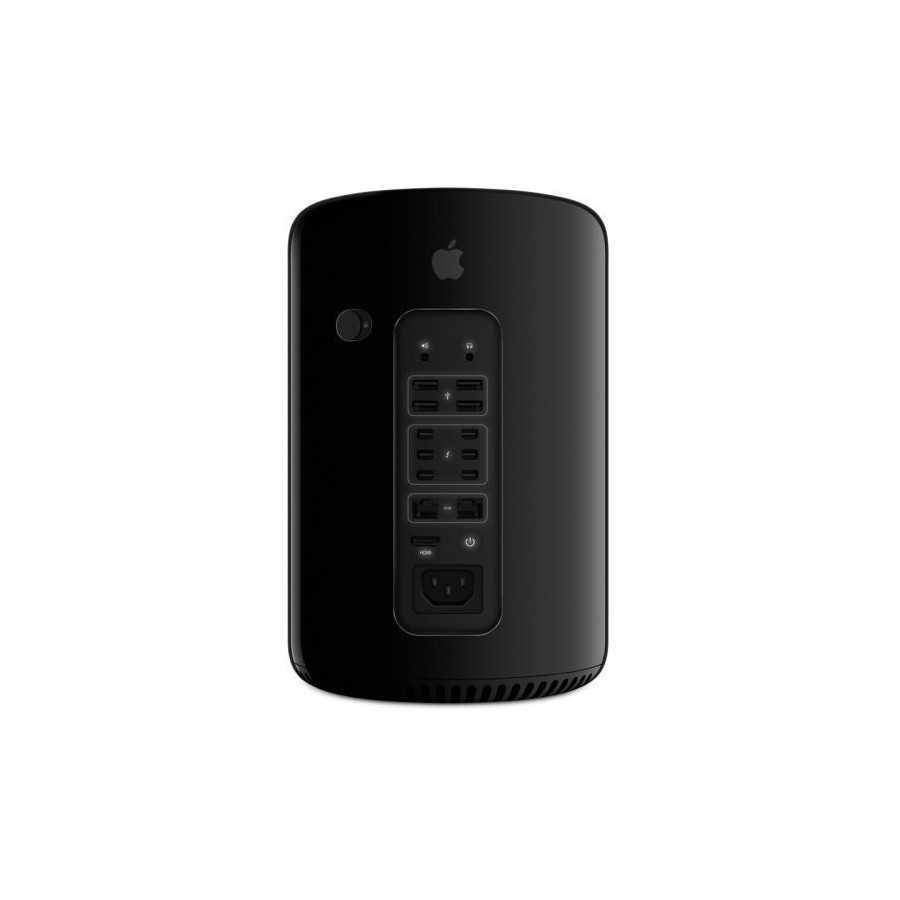 Mac Pro 3.7Ghz Quad-Core 12GB ram 500GB FLASH - Fine 2013 ricondizionato usato MACPRO