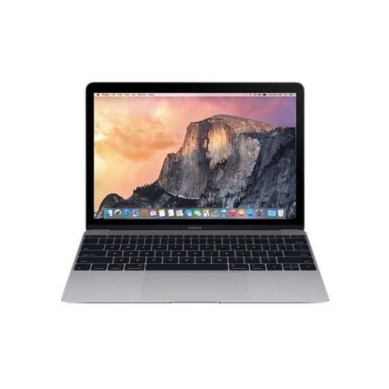 "MacBook 12"" Retina 1,1GHz Intel Core M 8GB ram 256GB Flash - Inizi 2016"
