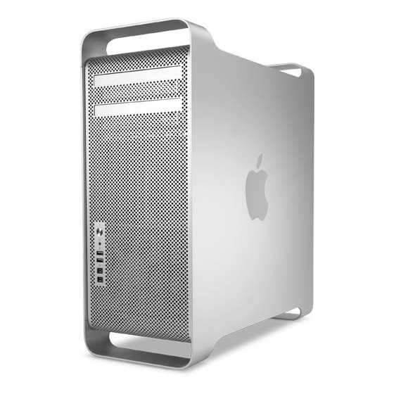 Mac Pro 2 x Quad Core 2.8Ghz 6GB ram 500TB Sata - Inizi 2008