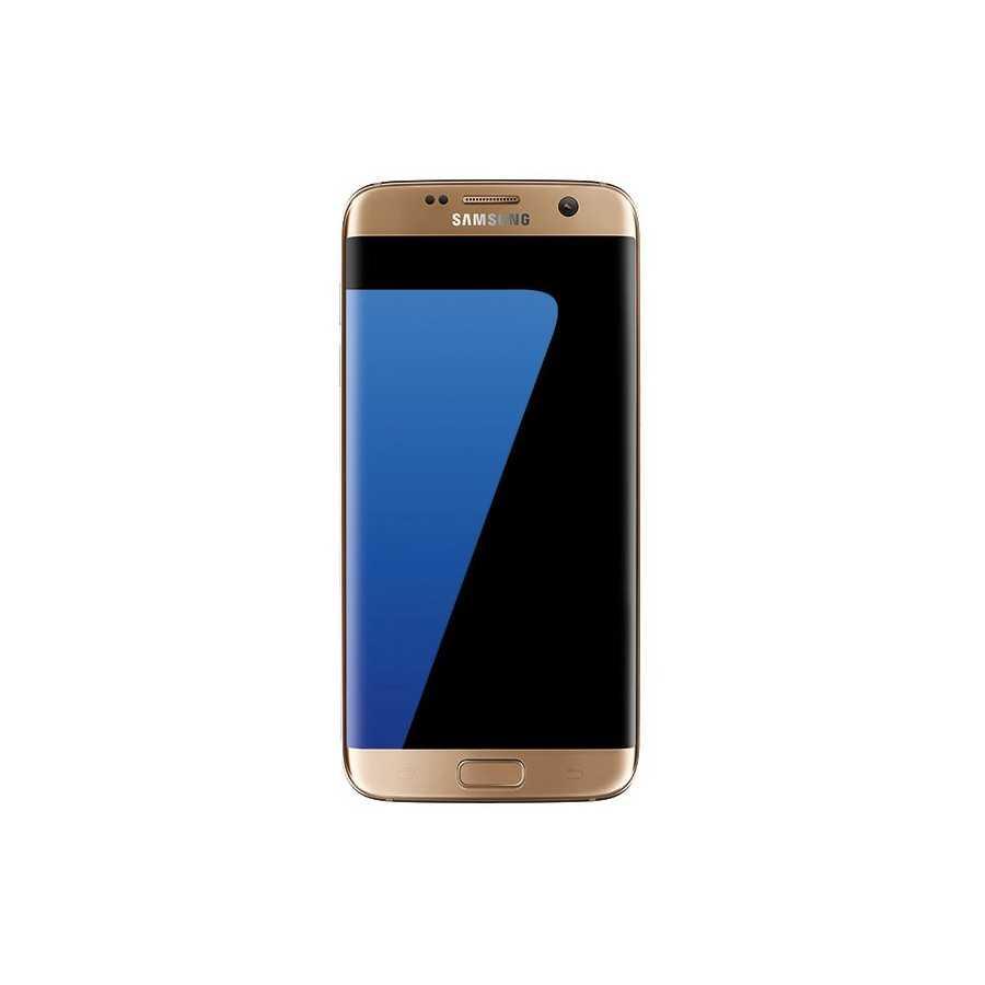 GRADO A+ - GALAXY S7 EDGE 32gb GOLD ricondizionato usato
