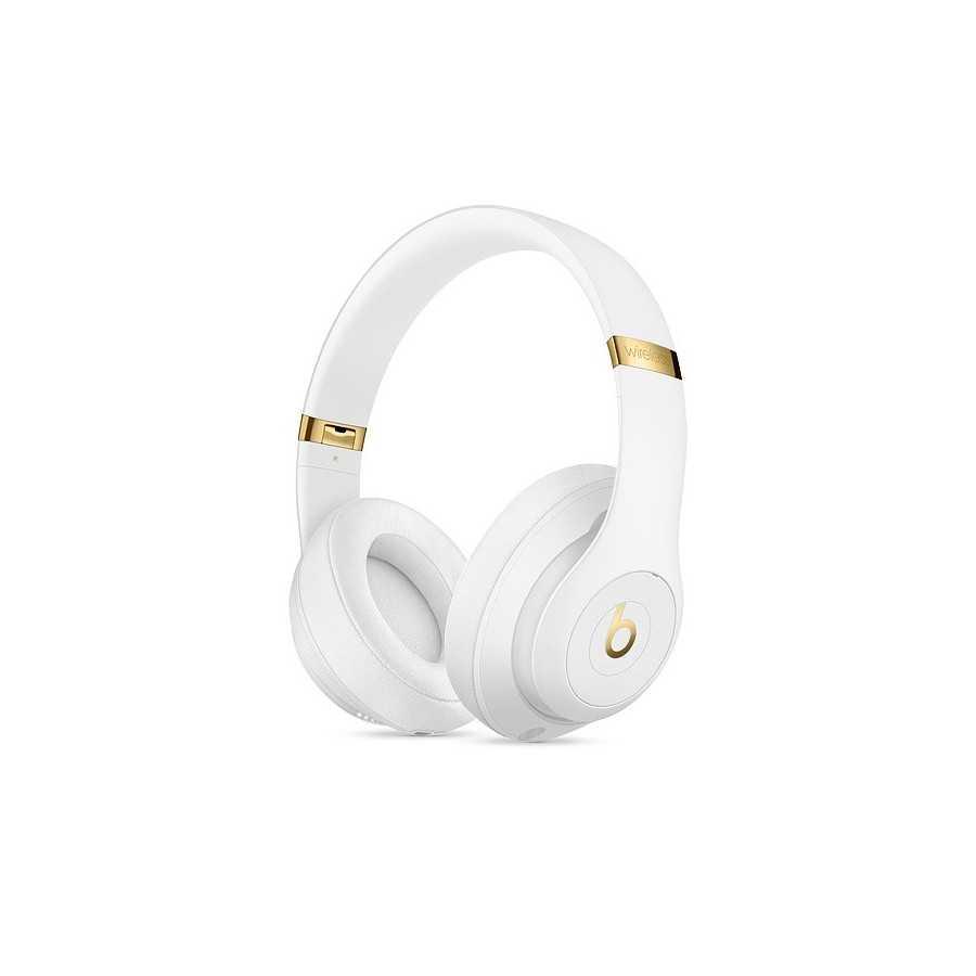 Cuffie over‑ear Beats Studio3 Wireless - Bianco ricondizionato usato