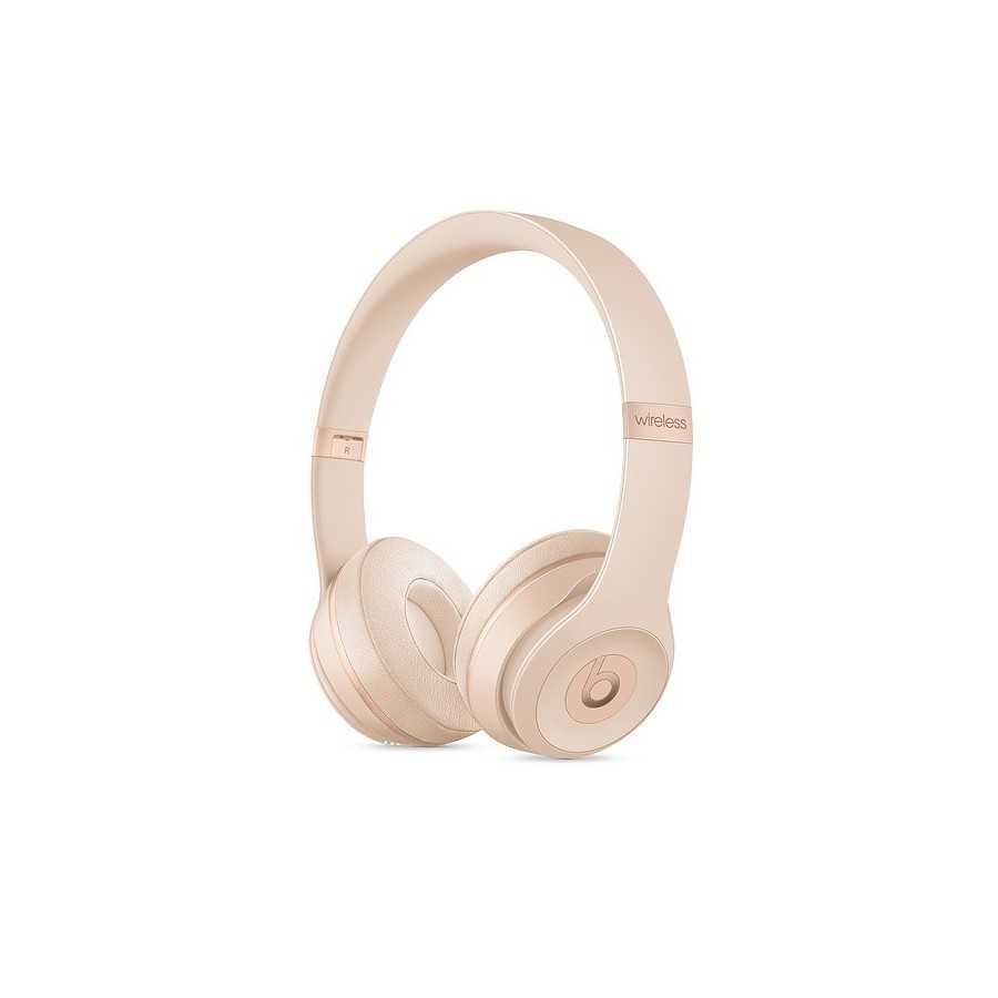 Cuffie Beats Solo3 Wireless - Oro Opaco ricondizionato usato