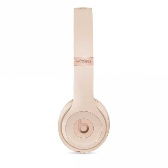 Cuffie Beats Solo3 Wireless - Oro Opaco