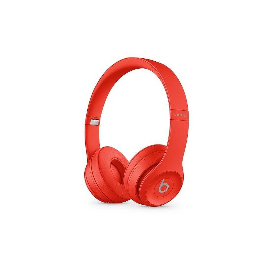 Cuffie Beats Solo3 Wireless - Red® ricondizionato usato