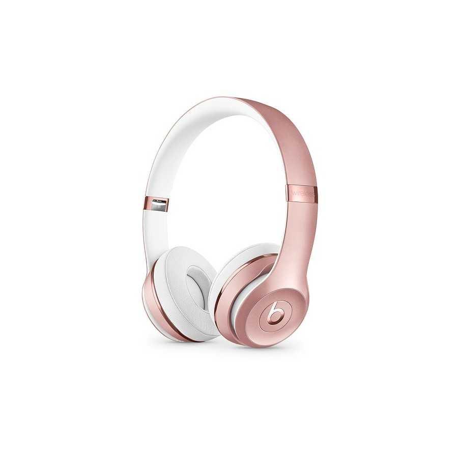 Cuffie Beats Solo3 Wireless - Oro Rosa ricondizionato usato