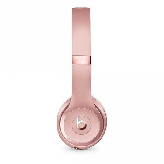 Cuffie Beats Solo3 Wireless - Oro Rosa